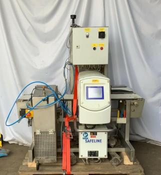 Safeline Metal Detector/Metallsuchgerät Mettler Toledo