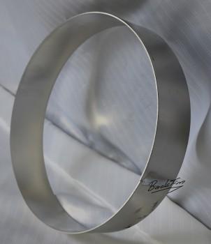 Tortenring aus Aluminium ØxH: 300 x 60 mm NEU ( 10 Stück )