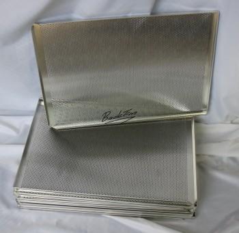 Alu Lochbleche 3 Rand NEU (10 Stück )