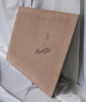 Backplatte / Steinplatte / Backofenplatte 625x815x13mm NEU