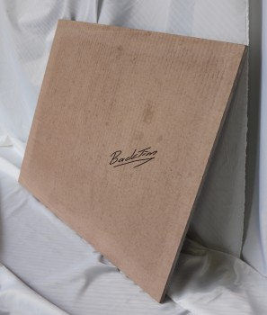 Backplatte / Steinplatte / Backofenplatte Wachtel 600x865x15mm NEU