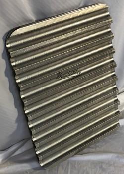 Baguetteblech780x580 mm 9 Quermulden NEU (5 Stück )