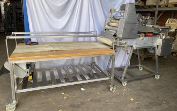 KASPER-UNIVERSUMBrezelstrangmaschine