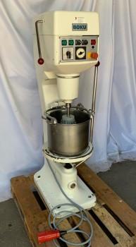 Anschlagmaschine - Rührmaschine Boku
