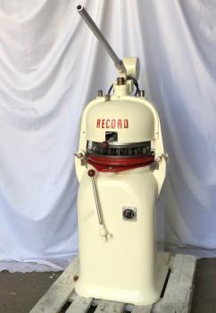 Teigteil und Wirkmaschine Record Halbautomat