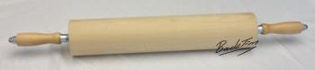 Teigroller  Rollholz mit Holzgriffen 450 mm ( 2 Stück )