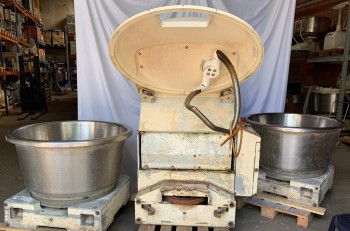Chargenkneter WP UC 120 A