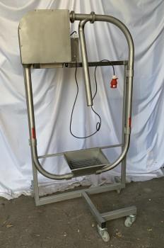 Zutaten / Mehl pumpe