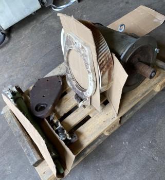 Ersatzteile für Spiralkneter Kemper SP 150 Ausfahrbar