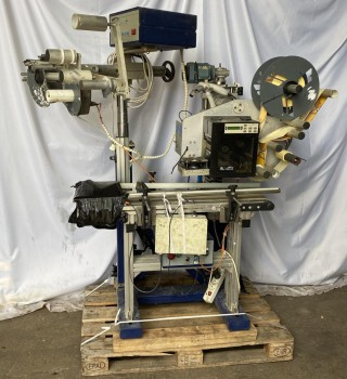 Verpackungsmaschine Etiketiermaschine ALtech