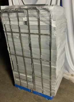 Kuchenblech / Backblech ohne Vorsatzschiene ca. 40 x 58 x 5 cm NEU