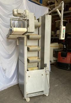 Becherwerk für Brotanlage Kemper