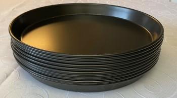 Pizzableche / Backbleche / Kuchenbleche Proficoat NEU 10 Stück 360x30mm
