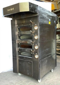 Bäckereiofen Etagenbackofen Wachtel Piccolo 1-4 D